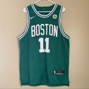 Kyrie Irving Authentic Nike Boston Celtics Jersey